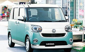 人気No.2軽自動車